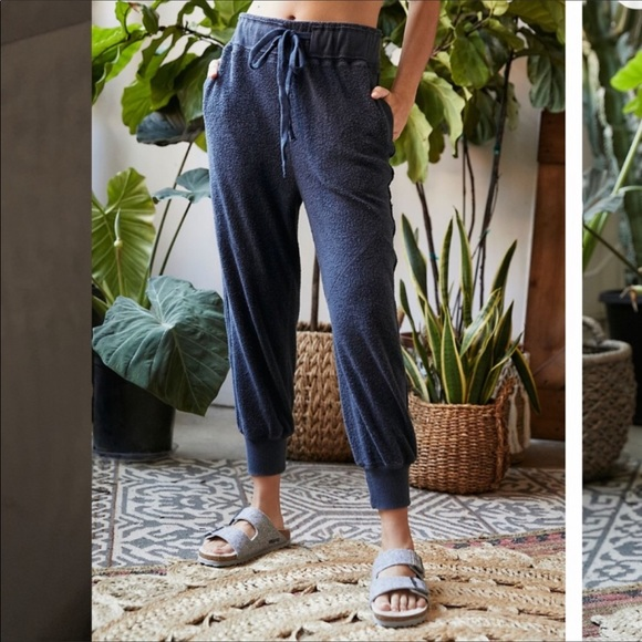 Free People Pants - NWT free people jogger sweat pants